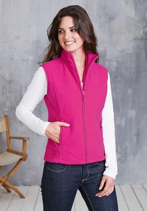 cb83300e100 Kategorie zboží  PalmDesign » Dámské oblečení » Dámské vesty » Fleecové  vesty
